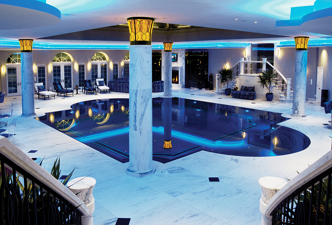 Indoor Pool Aspen Associates