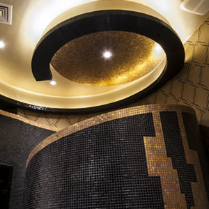 24k Tile Bathroom
